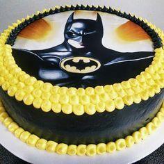 Tortas De Batman De Un Cuarto Pesquisa Google Pasteles De