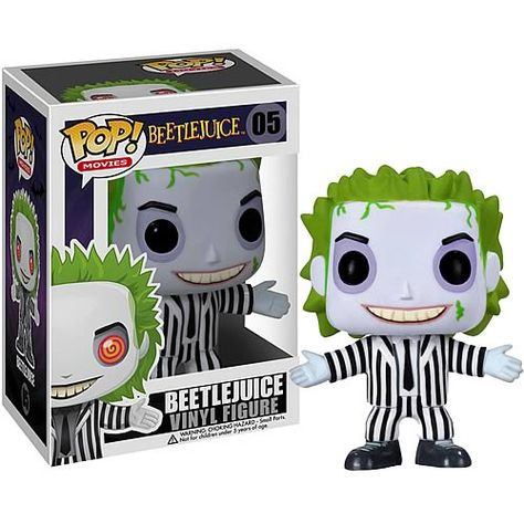 Beetlejuice Movie Pop! Vinyl Figure
