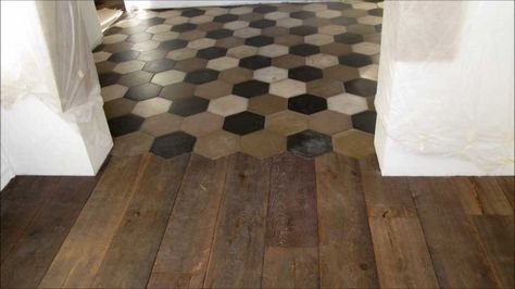 piastrelle esagonali texture - Cerca con Google Flooring