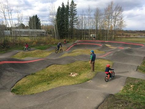 Alberta Bike Parks For Kids List Pumptracks Flow Trails Bmx