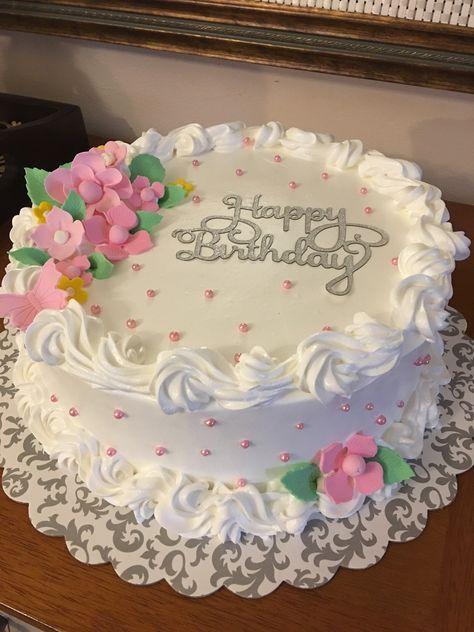 23 Super Ideas Cake Decorating Ideas Easy Sheet Beautiful Birthday Cakes Birthday Cake Decorating Easy Cake Decorating