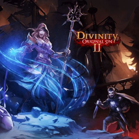Divinity Original Sin 2 Story Rich Video Game Artwork Gameplay