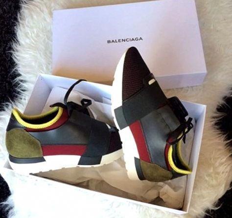 Sneakers men fashion, Balenciaga mens