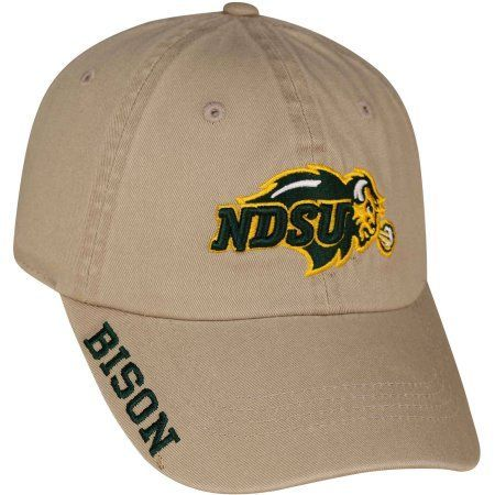NCAA NDSU North Dakota State Bison University College Fitted Caps Hats