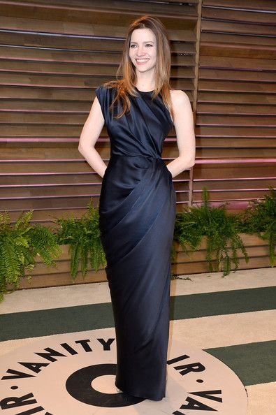 Actress Talulah Riley attends the 2014 Vanity Fair Oscar Party hosted by Graydon Carter on March 2, 2014 in West Hollywood, California.