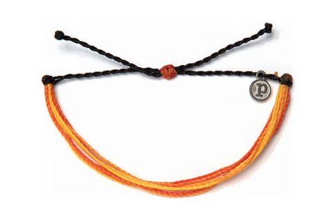 Multiple Sclerosis Awareness Pura Vida Bracelets Hand