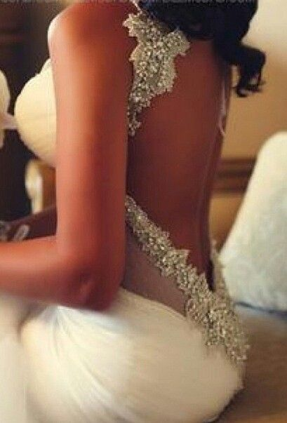 wedding dress - I want