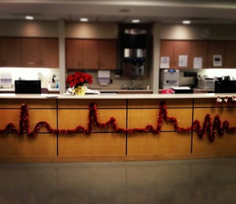 Cath lab Christmas