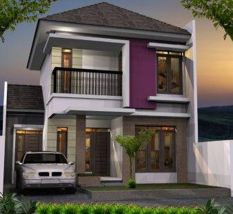 Lensarumah Com Gambar Rumah Minimalis Part 11 Rumah Minimalis Desain Rumah Minimalis Desain Rumah 2 Lantai
