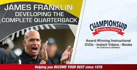 James Franklin: Developing the Complete Quarterback by James Frankl