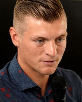 48+ Toni kroos haircut info