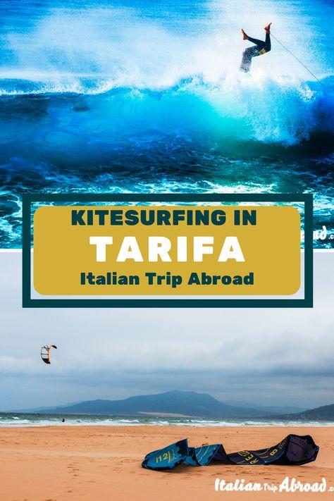 Kitesurfing in Tarifa | Things to do in Costa del Sol 1