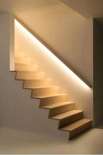 Sophisticated Led Stair Lights Lovable Staircase Lighting Ideas Best Ideas About Stair Lighting On Led Staircase