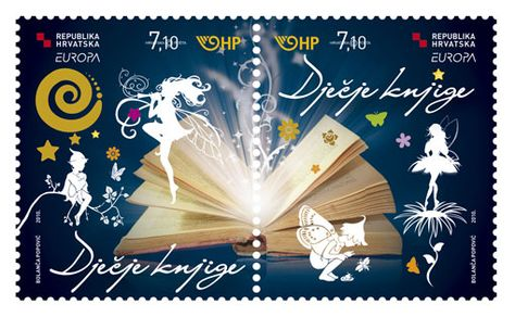 Imagination on Postage Stamps