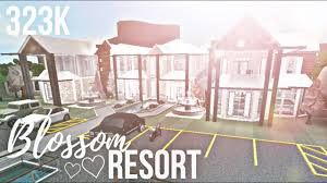 Tropical Resort Hotel Bloxburg Google Search Tropical Resort
