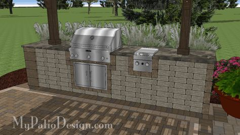 21 best Grill Station and Outdoor Kitchen Plans images on