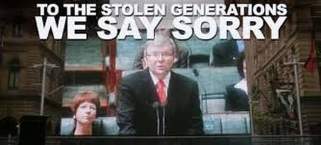 Kevin Rudd S Apology For The Stolen Generations Indigenous Peoples Generation Saying Sorry