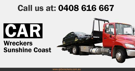 Auto Wrecking Removal Professionals Sunshine Coast Get Rid Of An