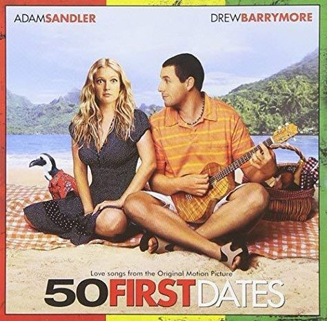 50 First Dates: Original Motion Picture Soundtrack - Various Artists Colored Vinyl LP