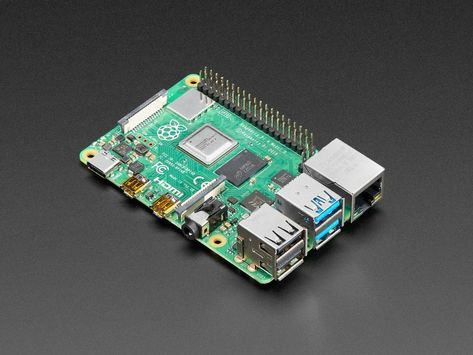 Raspberry Pi 4 Model B - 8 GB RAM ID: 4564 - $75.00 : Adafruit Industries, Unique  fun DIY electronics and kits