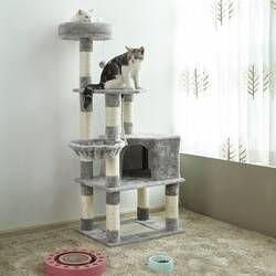 11 Gabby Cat Tree Condominio De Gato Gatos