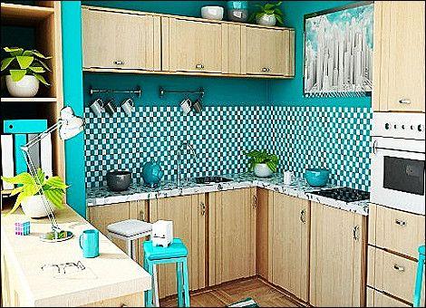31 Warna Cat Sesuai Untuk Dapur Kitchen Backsplash Designs