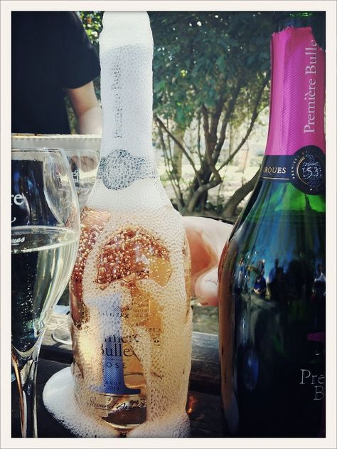 Blanquette de Limoux, the perfect bubbly after champagne!!