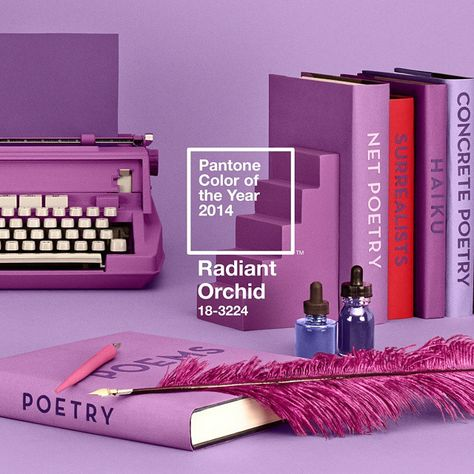 Today is #NationalPoetryDay! Share with us one poem that touched your heart! #PANTONE