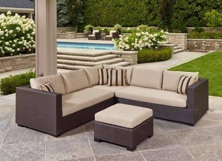 Costco Outdoor Sectional Patio Furniture Sectional Patio