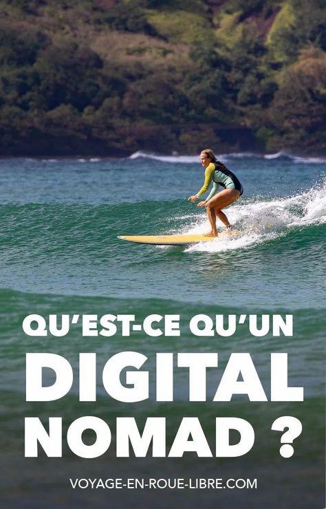 Un digital nomad, c'est quoi ? Définition et guide complet.