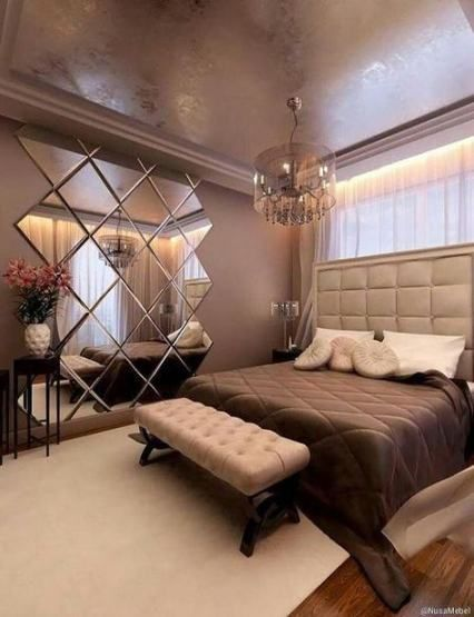 Bedroom Decoration Mirror Interiors 39 Ideas Bedroom Luxurious Bedrooms Rustic Master Bedroom Bedroom Interior