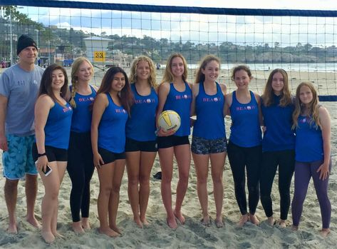 Clairemont Girls Varsity Beach Volleyball