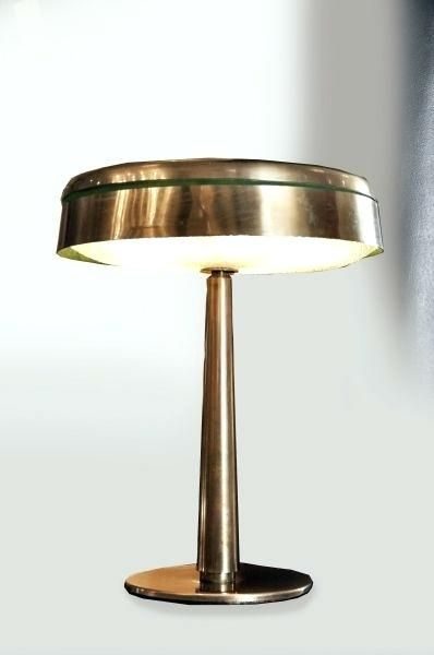Table Lamp Circa 1940s Style Lamps