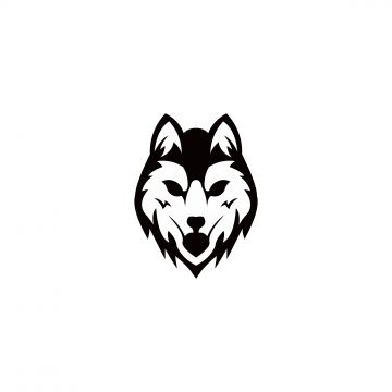 Wolf Bolt Emblem Wolf Icons Bolt Icons Mascot Head Silhouette Png And Vector With Transparent Background For Free Download Wolf Wolf Emblem Silhouette Png