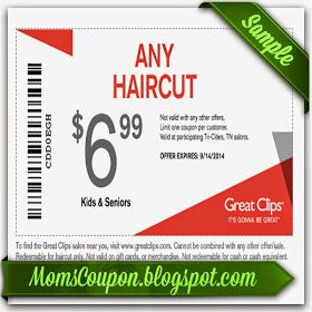 Great Clips Offers Near Me