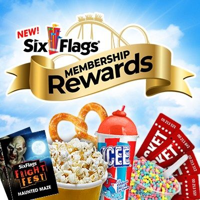 Season Pass Sale Six Flags Over Texas Six Flags Over Texas Drink Flags Six Flags