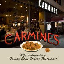 Pin By Janie Sinnett On Legen Wait For It Dary Pinterest Carmine S Italian Restaurant Is A Family