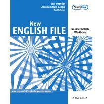 New English File Pre Intermediate Workbook Teacher Books Workbook English File