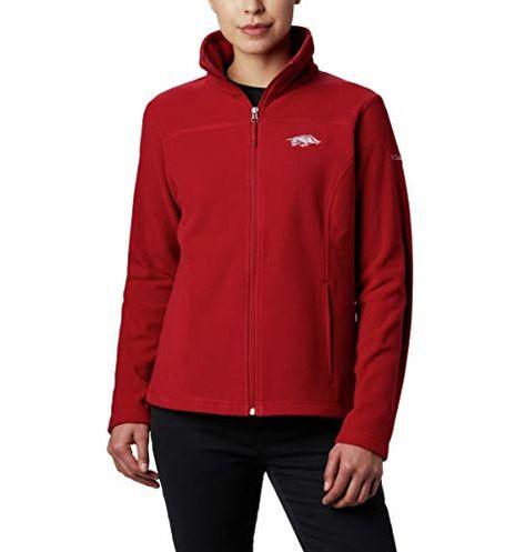 Columbia NCAA womens Give and Go Ii Full Zip Fleece Jacket | Jodyshop