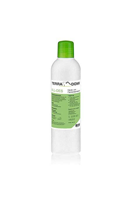 2 5 Liter Desinfektionsmittel Schnelldesinfektion