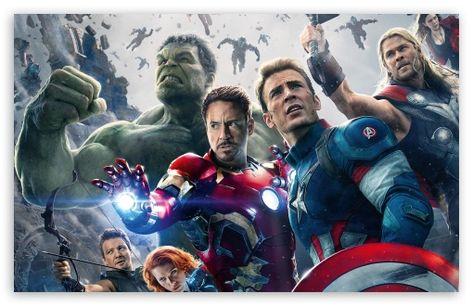 Marvels Avengers Age of Ultron Ultra HD Desktop Background Wallpaper for 4K UHD TV : Widescreen & UltraWide Desktop & Laptop : Tablet : Smartphone