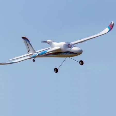Dynam Hawk Sky V2 4ch 1370mm 53 Wingspan Rc Airplane Glider Pnp