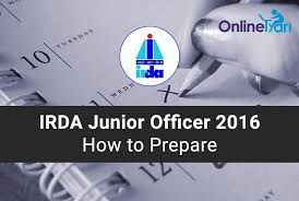 Irda Junior Officer 2016 Https Onlinetyari Com Insurance Irda Jo