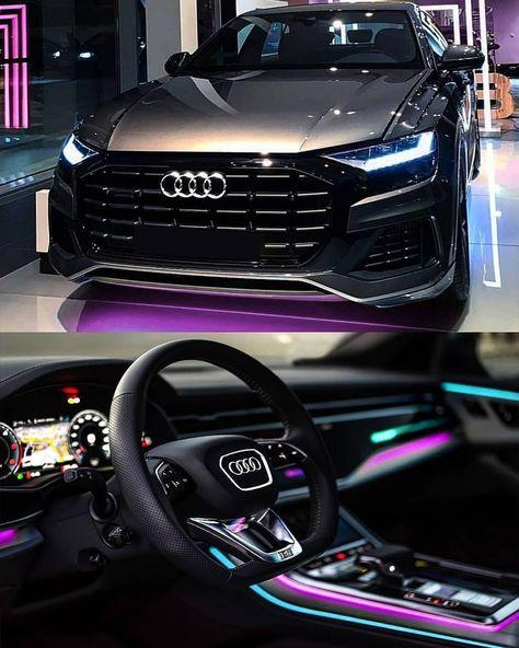 Audi - Cars and Bikes - autos Luxury Sports Cars, Top Luxury Cars, Exotic Sports Cars, Sport Cars, Luxury Suv, Porsche 964, Porsche Carrera, Carros Audi, Cute Car Accessories