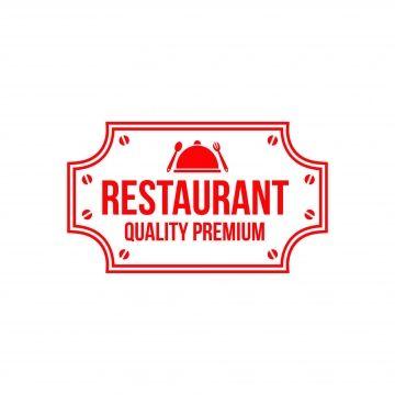Restaurant Logo Vintage Icons Vector Symbol Illustration Emblem Isolated Modern Concept Restaurant Logo Food Png And Vector With Transparent Background For F Logo Restaurant Logo Templates Vintage Logo