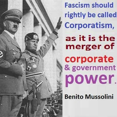 """Mussolini Quotes Benito Mussolini Quotes""""fascism Should Really Be Called ."""