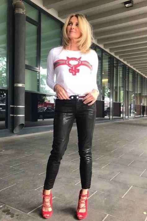 Frauke Ludowig Starportrat News Bilder Fashion Looks Beauty