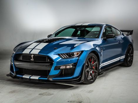 Ford Says The New Gt500 Will Be The Most Powerful Production