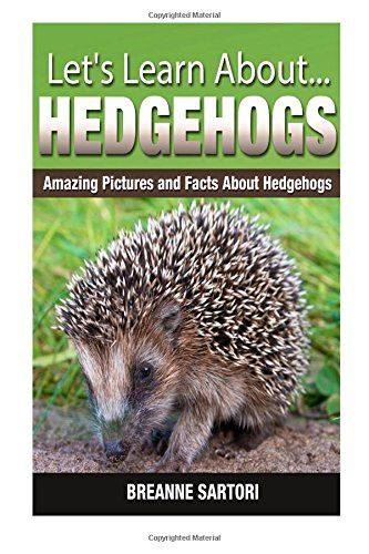 Hedgehogs: Amazing Pictures and Facts About Hedgehogs (Let's Learn About): Amazon.co.uk: Breanne Sartori: 9781505448399: Books