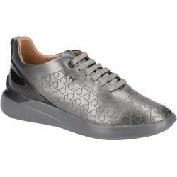 perfil cinta Distinguir  Geox Theragon Schuhe grau metallic Geox Schuhe Geox grau Metallic Theragon  | Geox, Sneakers, Louis vuitton